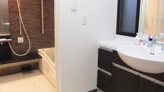 ユニットバス・洗面シャワー台
